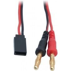 LRP Universal Charging Lead - Futaba RX/TX plug