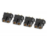Corally TC PRO Connector 3.5mm - Male (4pcs)