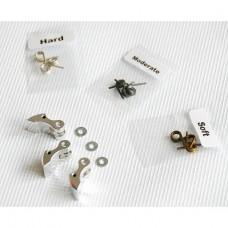 Alpha Plus Alpha Clutch Shoe Aluminium (3pcs) + Springs each hardness each 3pcs  E59-BU02100