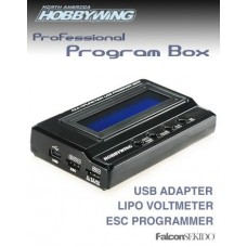HobbyWing Multifunction LCD Professional Program Box 30502000