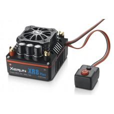 Hobbywing HW30113300 - XR8 Plus Xerun Brushless ESC 150A - 3-6s