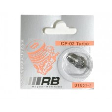 "RB Products ""Turbo"" #7 Glow Plug Cold - cp-02"