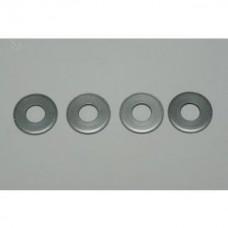 E0161 Front Track Width Adjustment Spacer 4pcs: X8, X8T