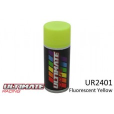 Lexan Paint - Ultimate Colours - Fluorescent Yellow Ultimate Racing - UR2401