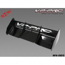WN-005-B - M Plastic Wing (Black)