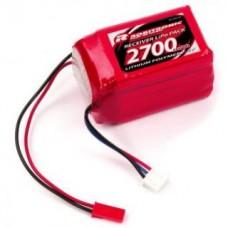 LiPo RX Pack 2/3A Hump Size 2700mAh 7,4V (EH) R05202