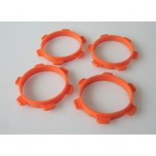 Tire mounting band 1/8 buggy orange (4) SER-600631