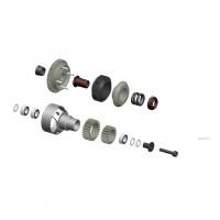 Adjustable GT clutch set (SER601163)