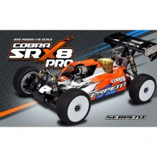 Serpent Cobra SRX8 PRO Buggy 1/8 GP SER-600020